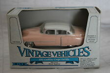 ERTL VINTAGE VEHICLES 1952 CADILLAC COUPE DEVILLE DIE CAST 1:43 SCALE