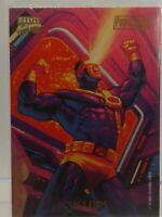 1994 Marvel Masterpieces series 3 Power Blast cyclops 4 of 9