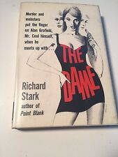 THE DAME  Richard Stark (Donald Westlake) 1st/1st 1969 High Grade