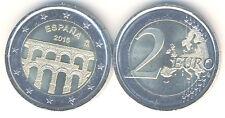Moneta Commemorativa 2016 Spagna Segovia