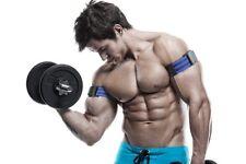 Bandas De Oclusión Forma Brazos Entrenamiento Gana Músculo Sin Levantar Pesas