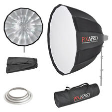 pixapro 90cm 16-sided easy-open Profond PARAPLUIE SOFTBOX HENSEL