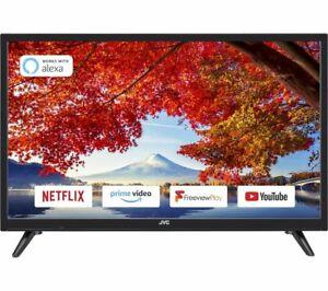 """JVC LT-24C600 24"""" Smart HD Ready LED TV"""