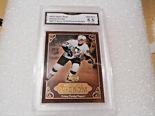 Sidney Crosby GRADED ROOKIE!! 2005/06 UD Diary #DP13 Penguins MVP!! X-8.5