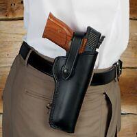 Desantis 097BALAZ0 The Woodsman Belt S&W Holster Black RH Fits Browning Buckmark