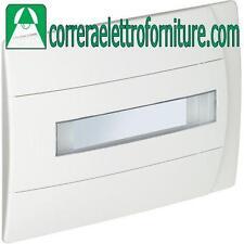 Centralino quadro elettrico incasso 12 moduli DIN BTICINO E215P/12BN