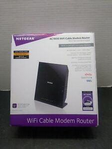 NETGEAR C6250-1AZNAS WiFi Cable AC1600 DOCSIS 3.0 Modem Router / Comcast Cox*