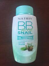 Oil control powder Natriv BB Aloe Snail