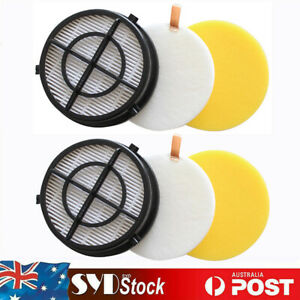 2 Replacement Filter for Bissell 1650 Series 16871 160886 Pet Hair Eraser Vacuum