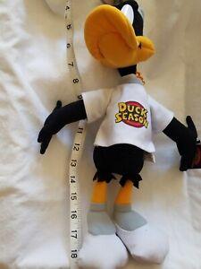"Nanco Plush - Daffy Duck dressed as Bugs Bunny for Duck Season 15"" tall"