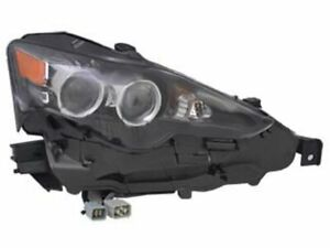 Right Headlight Assembly For 14-16 Lexus IS200t IS250 IS300 IS350 Base F QS17Y2