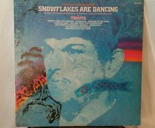Tomita Snowflakes Are Dancing 1974 RCA 0488 DEBUSSY HIPSTER DJ ELECTRONIC HIP