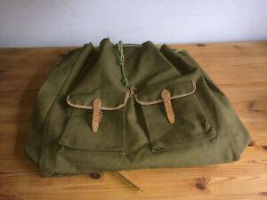 DDR Rucksack von Pouch  Jagd Wandern Camping *Neuwertig*