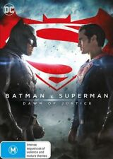 Batman V Superman - Dawn Of Justice (DVD, 2016)