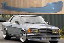 Mercedes Benz W123 ZENDER style FRONT BUMPER SPOILER