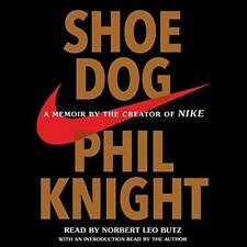 Shoe Dog: A Memoir by the Creator of Nike - Paperback - VERY GOOD