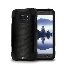Beyond Cell Shell Armor Case Hyber 2 For Samsung Galaxy S7 Active Carbon Fiber