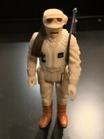 Vintage REBEL COMMANDER Star Wars Action Figure 1980 Hong Kong - COMPLETE
