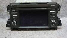 2014 15 16 Mazda 6 NAV Audio Media Radio Bluetooth CD Player Receiver Display