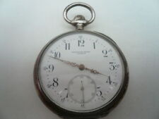 Longines Open Face Mechanical (Hand-winding) Pocket Watches