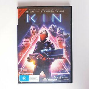 Kin DVD Movie Region 4 AUS Free Postage - Superhero Scifi Action
