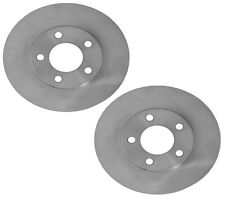 Brembo Pair Set of 2 Front UV Coated Disc Brake Rotors For Ford Mustang '94-'04
