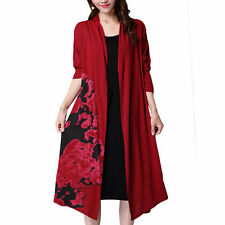 Unbranded Polyester Floral Jumpers & Cardigans for Women