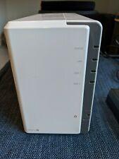 Synology DS212j 2-bay NAS - Dual 7200rpm 2TB HDD