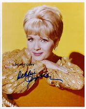 DEBBIE REYNOLDS 8X10 AUTHENTIC IN PERSON SIGNED AUTOGRAPH REPRINT PHOTO