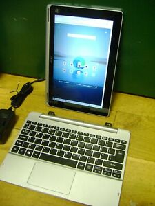 ACER Aspire Switch 10 - Quad Core Atom Processor - Use as a NETBOOK or a TABLET