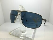 VON ZIPPER SUNGLASSES SKITCH SSN SILVER/SATIN/NAVY LENS