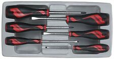 Juego destornilladores Tengtools MD906N3 4 boca estampada 2 philips puntas negra