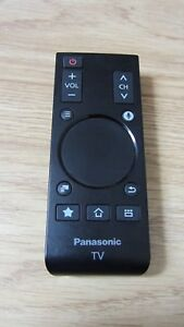 PANASONIC original TV REMOTE CONTROL MODEL:N2QBYA000004