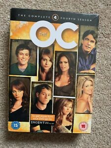 The O.C. - Series 4 - Complete (DVD, 2007)