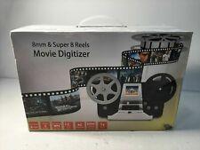 Unbranded, 8mm & super 8 Reels Movie Digitizer M127Silver