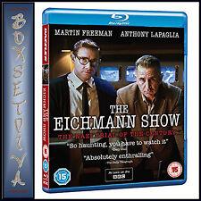 THE EICHMANN SHOW - Martin Freeman **BRAND NEW BLU-RAY**