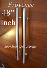 "48"" Pull Handle Bar Pulls Entry Store front Door Hardware Barn"