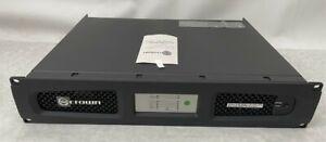 Crown DCI2X1250N 2-Channel Power Amplifier w/ BLU Link 1250W @ 4ohms