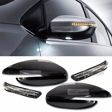 OEM Genuine Side Mirror Cover LED Repeater Left+Right for KIA 2013 - 2018 Forte