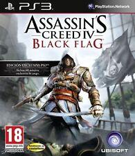 Assassin's Creed IV 4 Black Flag Ps3 (Leer Anuncio)