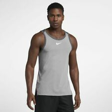 Men's Breathe Elite Sleeveless Basketball Top Nike Dri-FIT Elite Vest Tank (S)