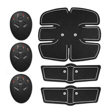 CA Smart Fitness Machine Stimulator Abs  Muscle Trainer Waist Fat Burning Belt