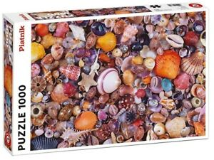 Piatnik 1000 Piece Jigsaw Puzzle - Seashells