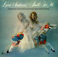 """LYNN ANDERSON """"Smile For Me"""" NEW FACTORY SEALED 1980 Columbia LP"""