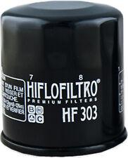 NEW HiFloFiltro Oil Filter HF303 YAMAHA R6 R1  FZR YZF    FREE SHIPPING