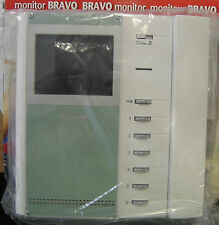 COMELIT 5702 Bravo colori monitor videocitofono parete (sostituisce 5802 GENIUS)
