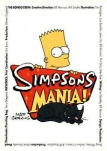 SIMPSONS MANIA 2001   BASE /BASIC CARDS  CHOOSE 001 to 072 BY INKWORKS.... READ