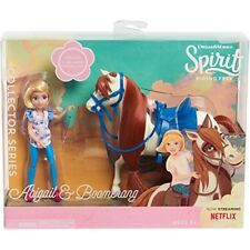Spirit Abigail Boomerang Horse Toy Play Set Kids Toddler Girl Boy Pretend New