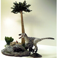 Beasts of the Mesozoic Environmental Pack - Mountains with Troodon action figure