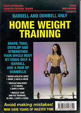Barbell And Dumbell Only:Home Weight Training-By Rocco Oppedisano-Book